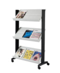 Single Sided Literature Display - Small