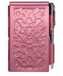 Flip Notes Pen and Notepad - Perfect Pink