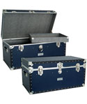 Seward Classic Storage Trunk With Tray - 31 inch