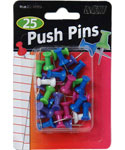 Bulletin Board Push Pins