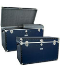 Seward Classic Dress Trunk With Tray - 36 inch