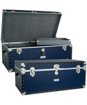 Seward Classic Steamer Trunk With Tray - 36 inch