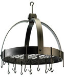 Old Dutch Hanging Pot Rack - Circle
