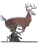 Whitehall Address Sign Ornament - Buck