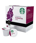 Starbucks K-Cups - Sumatra (Set of 16)