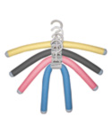 Bumps Be-Gone Flexible Hangers - Multicolor
