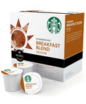 Starbucks K-Cups - Breakfast Blend (Set of 16)