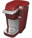 Keurig Mini Plus Coffee Brewer - Red