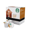 Starbucks K-Cups - House Blend (Set of 16)