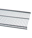 16 Inch Profile Wire Shelving - Granite