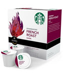 Starbucks K-Cups - French Roast (Set of 16)