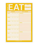 What to Eat Magnetic Notepad