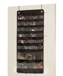 Over the Door Mix and Match Jewelry Organizer