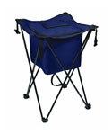Portable Picnic Cooler - Blue