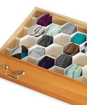 Honeycomb Drawer Organizer - Set of 8