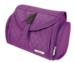 Travelon Toiletry Kit - Eggplant
