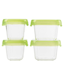 OXO Good Grips Mini LockTop Containers