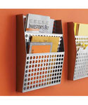 Metal Wall File Organizer