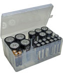 Battery Storage Organizer - Large