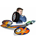 Wheelie Track Pack Hot Wheels Case