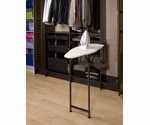 Folding Ironing Board - Oil Rubbed Bronze