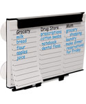 Shopping List Organizer Pad