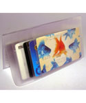 Clear Plastic Wallet Windows - Secretary