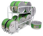 5.5 Oz Can Storage Rack