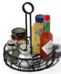 Twist Tabletop Condiment Caddy