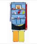 Hanging Pet Supply Organizer