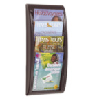 Four Pocket Magazine Holder