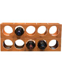 Stackable Wine Rack - Bamboo