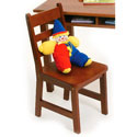 Childrens Chair - Cherry