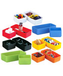 Squish Drawer Storage Organizers - Set of 2