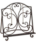 Wrought Iron Cook Book Holder