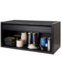 Black Multi Use Storage Box