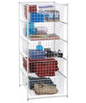 Stor-Drawer Five-Basket Storage System