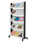 Single Sided Literature Display - Large