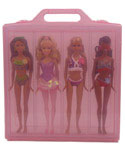 Plastic Doll Case