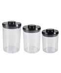 OXO 3 Piece Canister Set