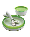 OXO Toddler Feeding Set - Four Piece