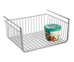 York Pantry Storage Basket  - Chrome