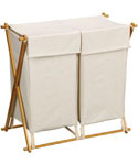 Double Home Laundry Sorter