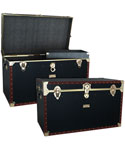 Vintage 36 inch Dress Trunk With Tray