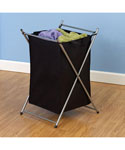 Foldable Hamper - Metal