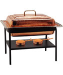 Stainless Steel Chafing Dish - Decor Copper