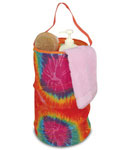 Dorm Shower Tote Basket - Tie-Dye