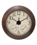 Infinity Instruments Outdoor Wall Clock