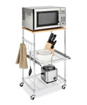 Kitchen Microwave Cart
