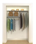 Long Hang Starter Closet